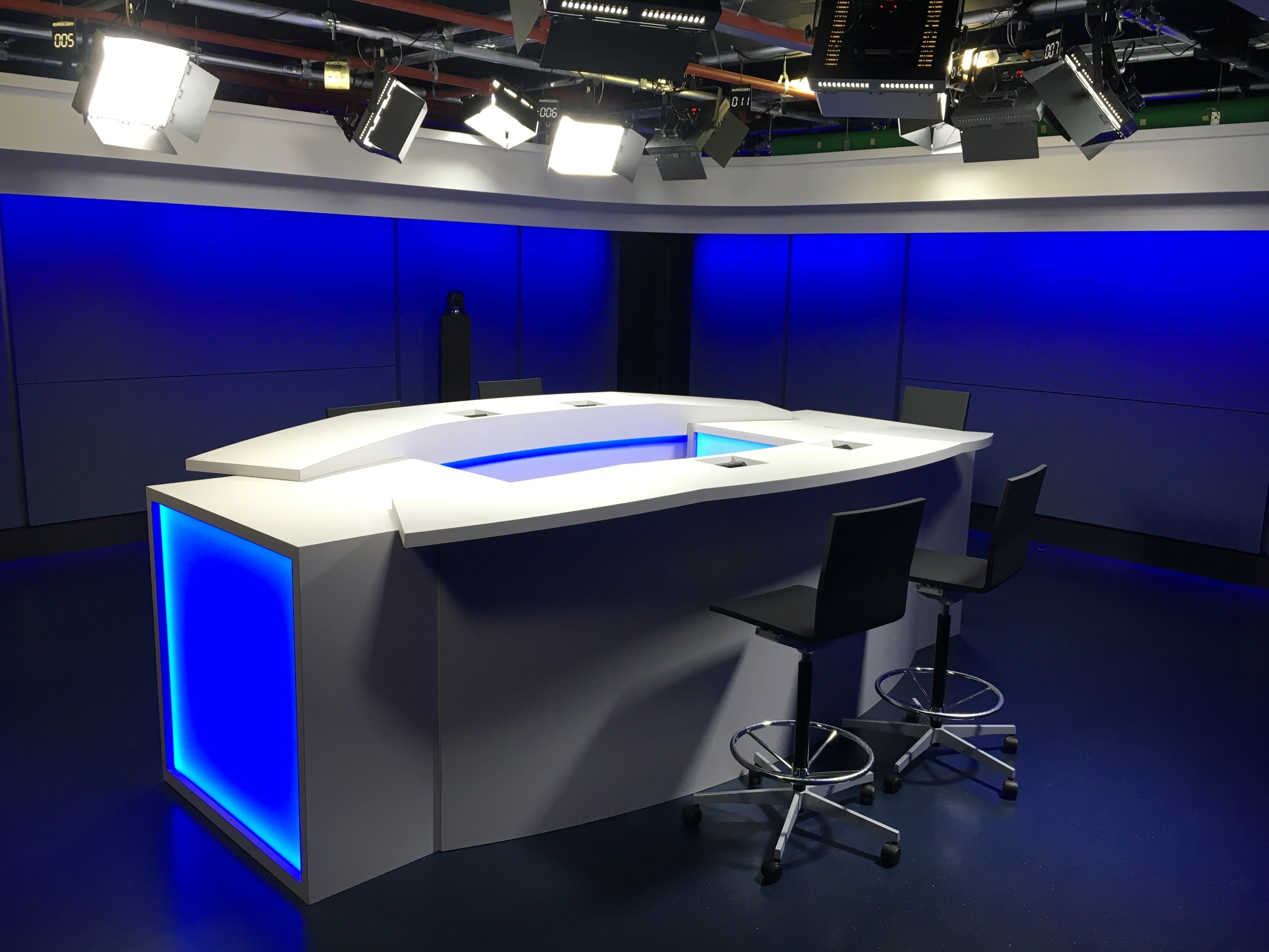 VIDELIOMedia realizes the integration of a television production