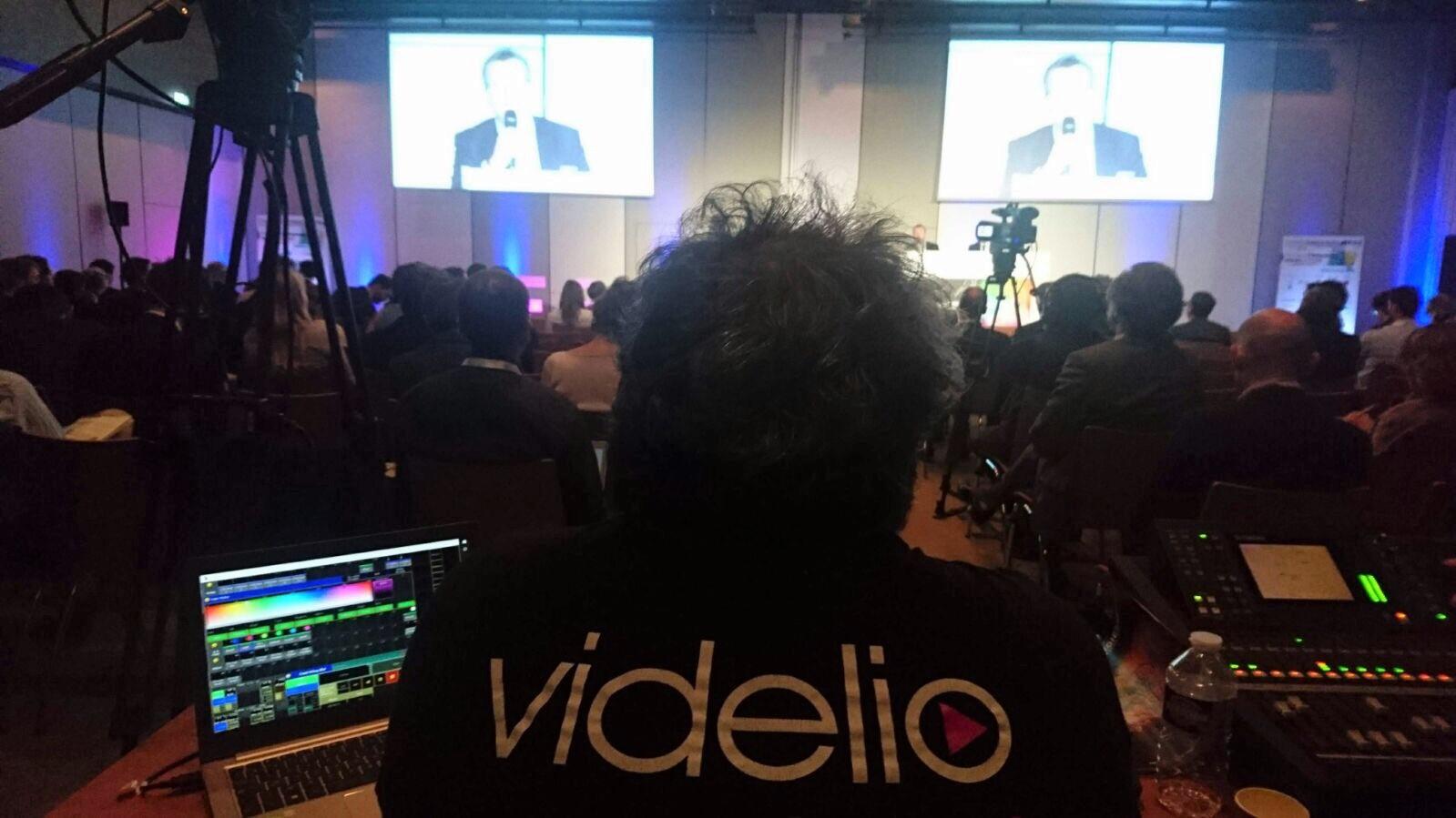 Videlio events partenaire technique de l 39 organisateur de for Organisateur salon