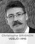 Christophe Grignon VIDELIO - HMS