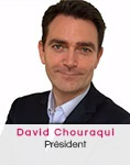 David Chouraqui Président du Directoire VIDELIO