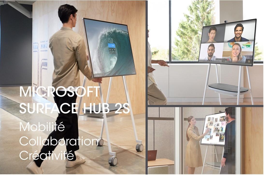 Solution de collaboration, visioconférence