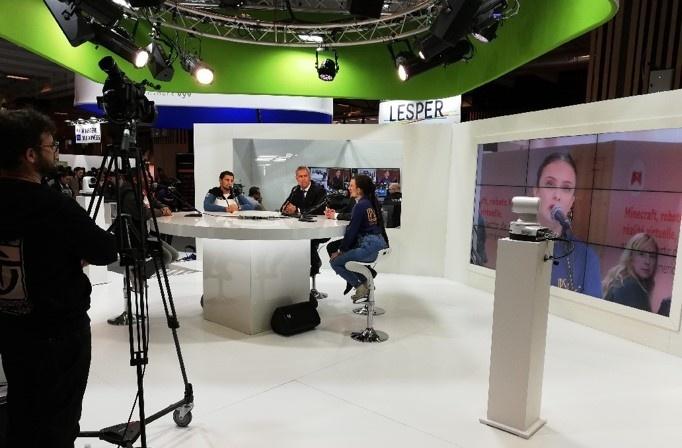 Plateau TV MGEN