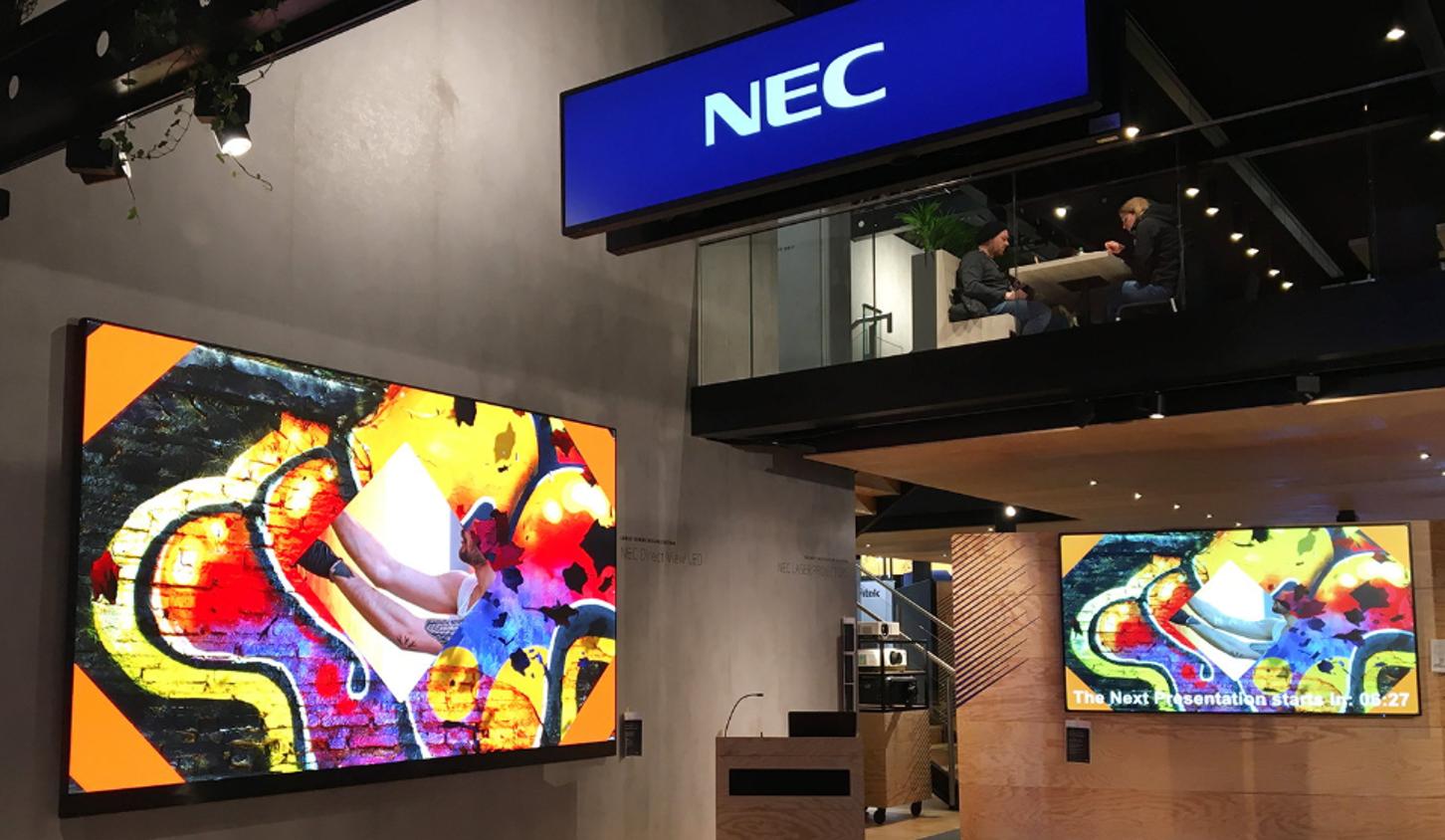 NEC LED