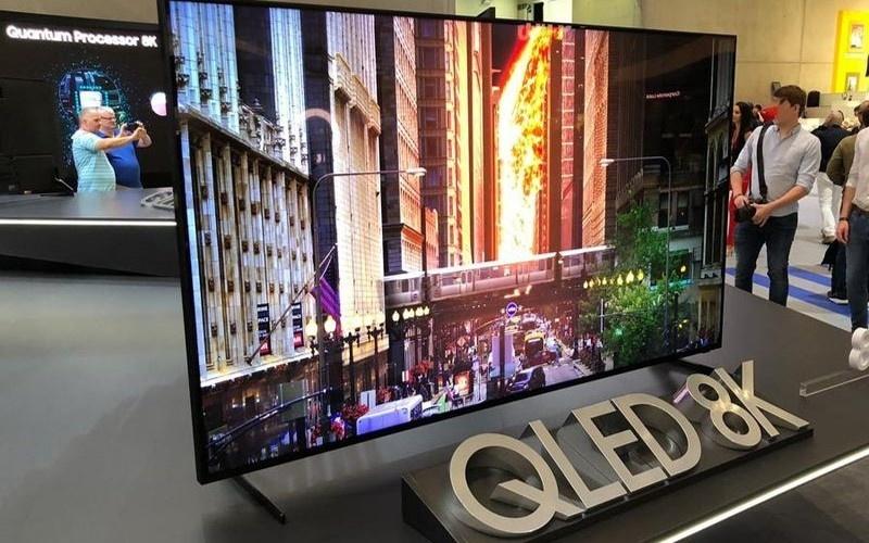 QLED 8K Samsung ISE