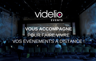 Vos événements à distance Blog VIDELIO - Events