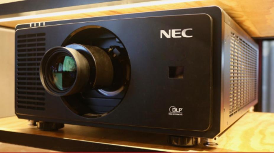 Vidéoprojecteur laser NEC