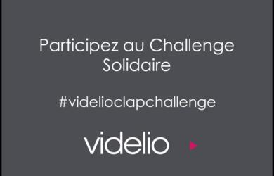 clap challenge solidaire VIDELIO