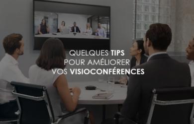 Tips pour vos visioconférences VIDELIO