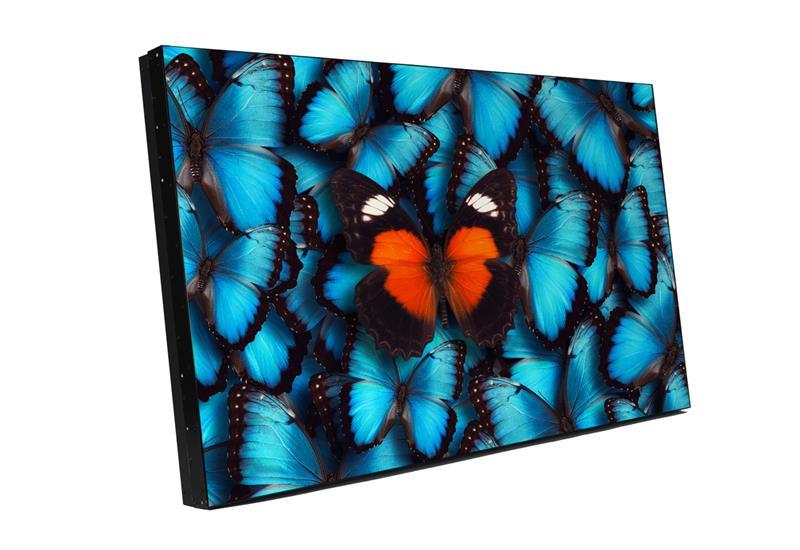 VIDELIO x Barco Module LCD Barco OverView facilite l'entretien ou le remplacement