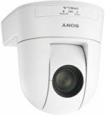 VIDELIO x Sony la caméra sur tourelle Sony SRG qualité studio Full HD et 4K transmission IP