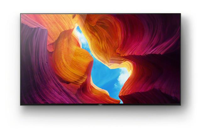 VIDELIO x Sony un écran professionnel Bravia Full HD 4K