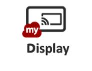 VIDELIO x ViewSonic My Display partage de contenu