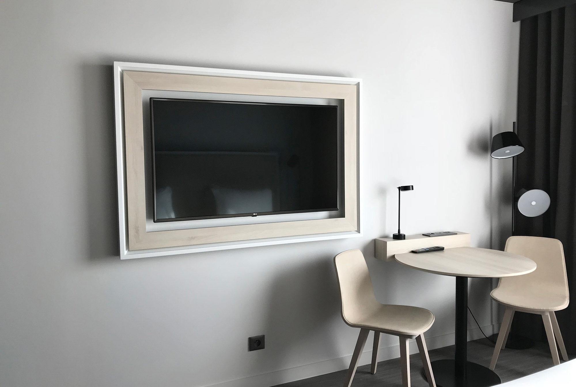 VIDELIO x LG Success story Hôtel écrans dans les chambres et salles de réunion