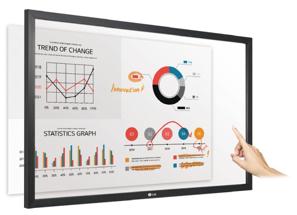 Partenaires VIDELIO x LG kit de tactilisation pour rendre les écrans tactiles