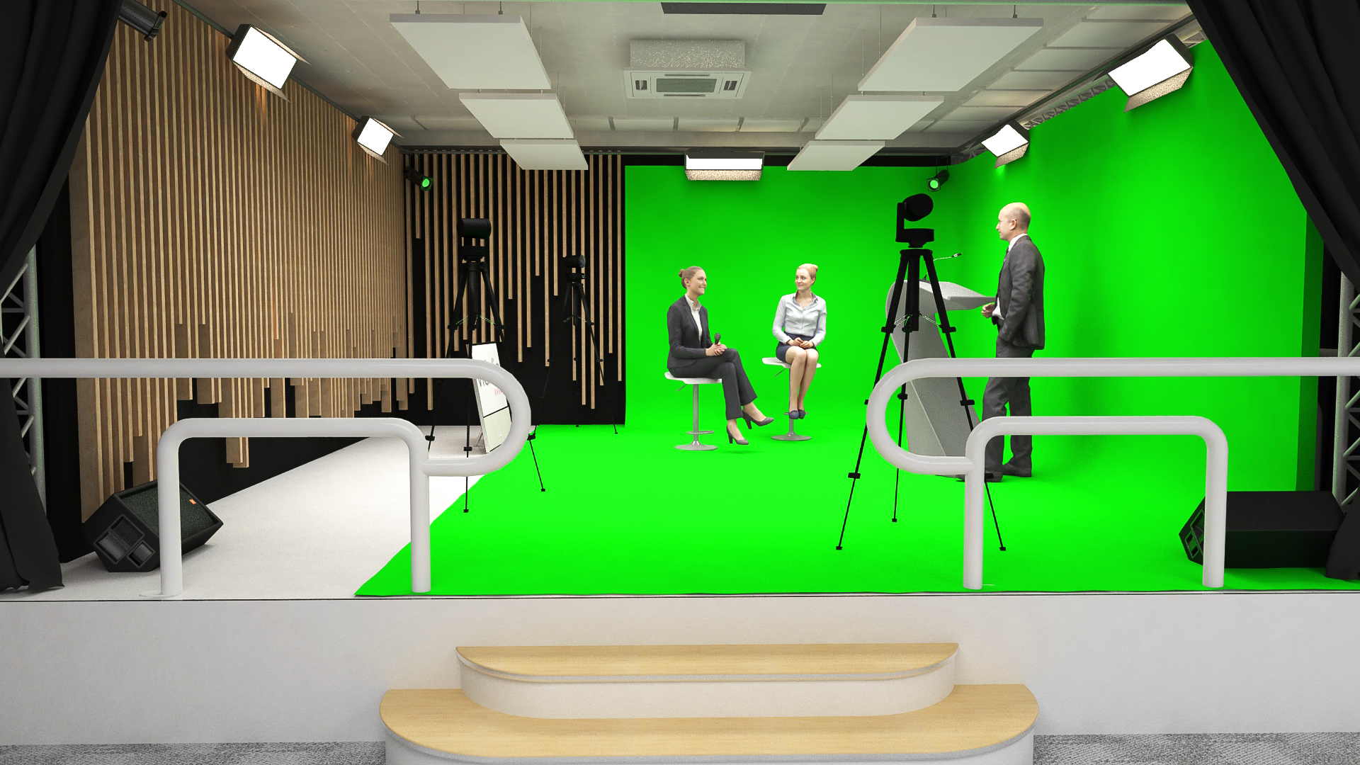 location studio d'enregistrement