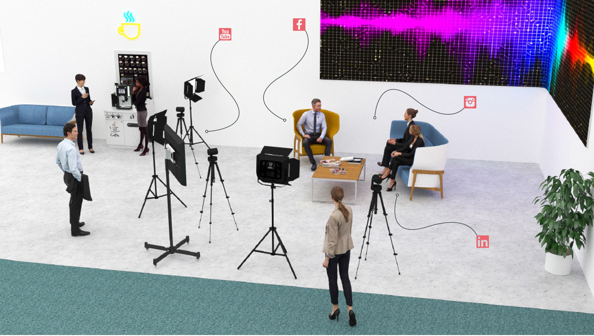 événement digital Videlio